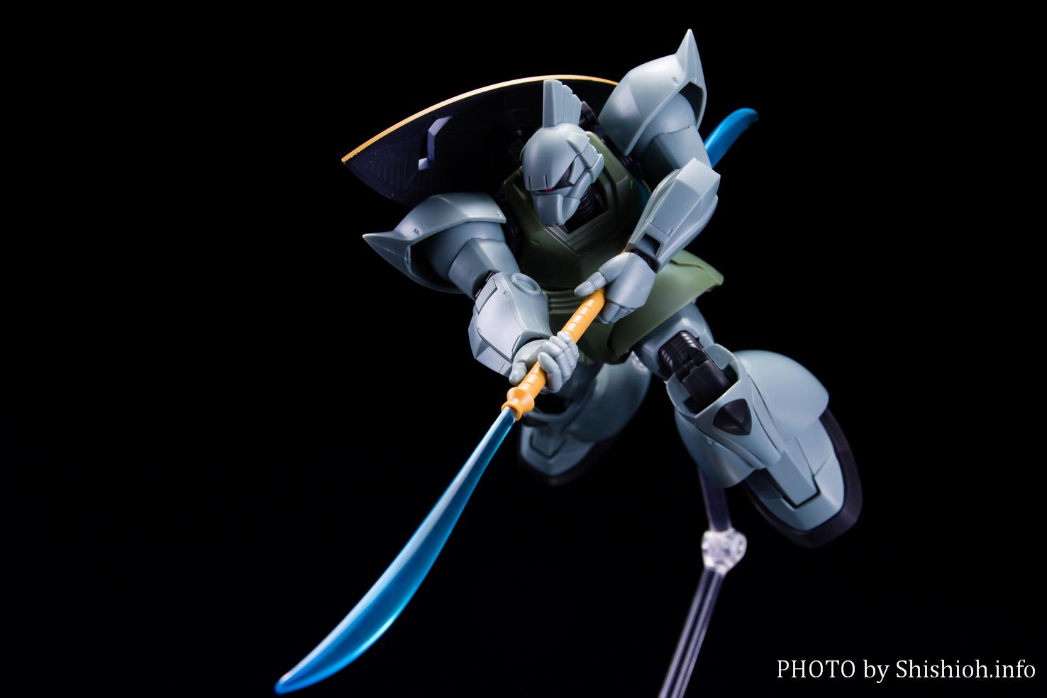 ROBOT魂〈SIDE MS〉MS-14A 量産型ゲルググ&C型装備 ver. A.N.I.M.E.