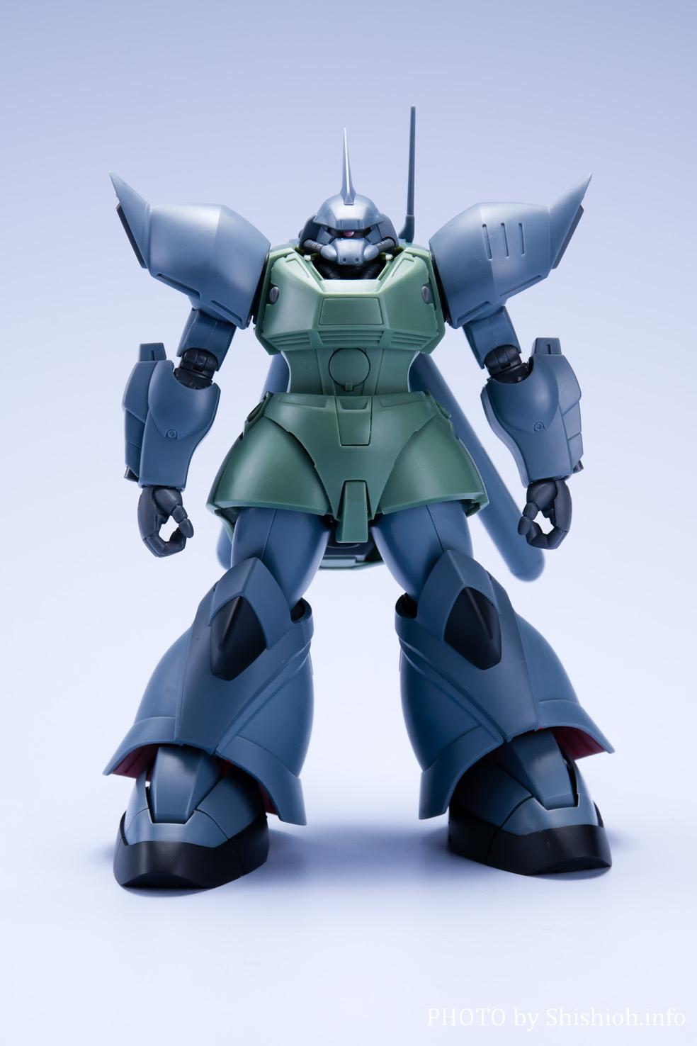 ROBOT魂 <SIDE MS> MS-14F ゲルググM ver. A.N.I.M.E.