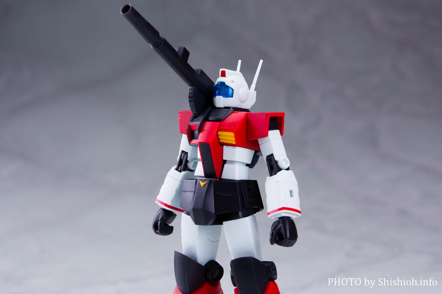 ROBOT魂 〈SIDE MS〉 RGC-80 ジム・キャノン ver. A.N.I.M.E.
