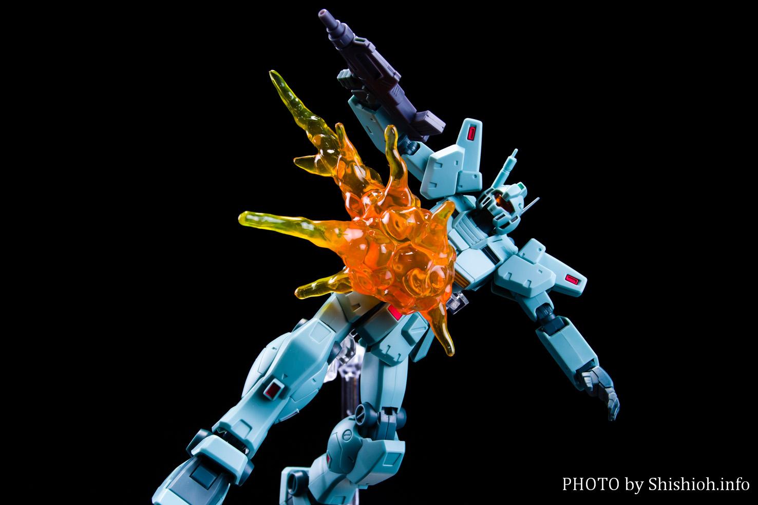 ROBOT魂<SIDE MS> RGM-79N ジム・カスタム ver. A.N.I.M.E.