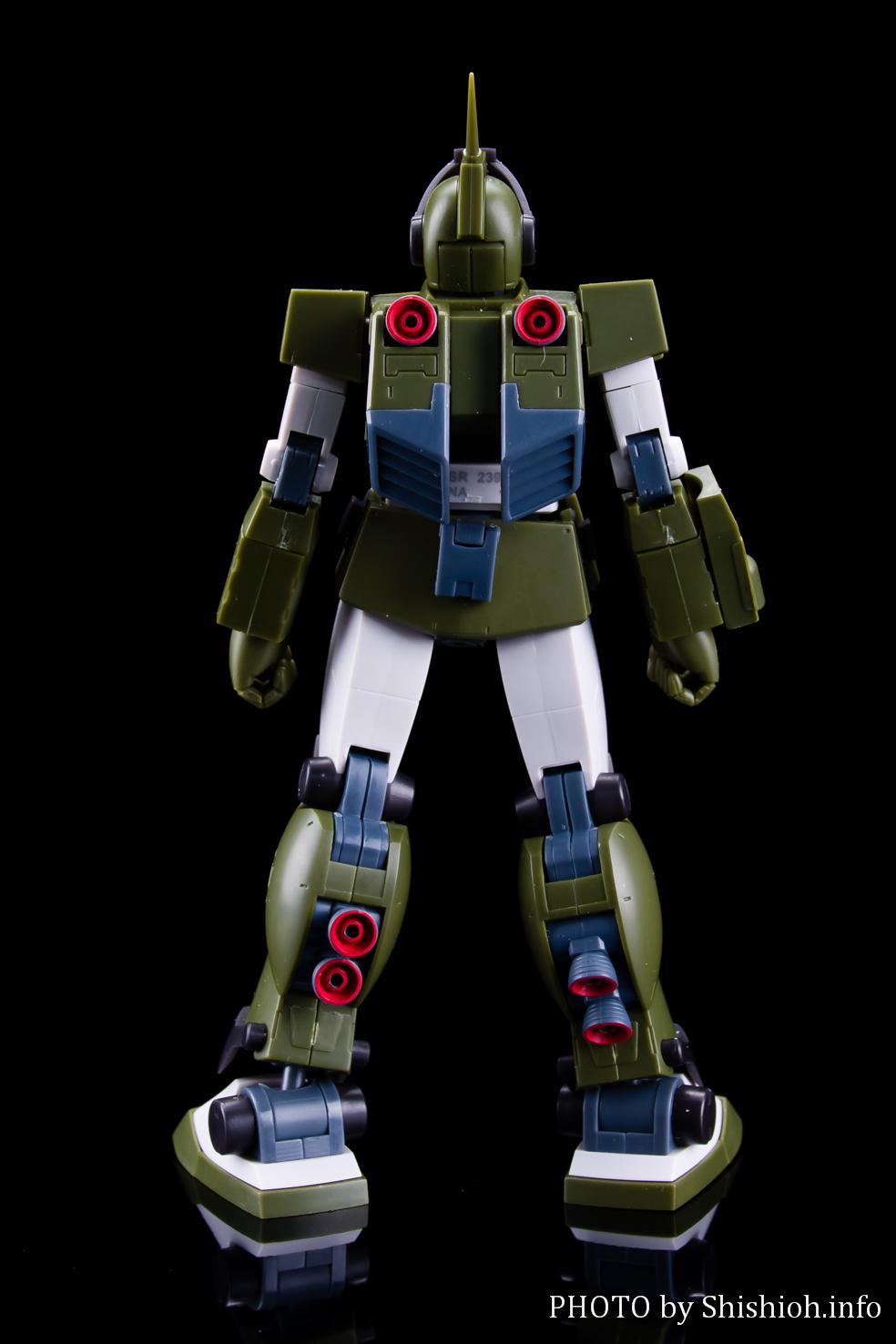 ROBOT魂〈SIDE MS〉RGM-79SC ジム・スナイパーカスタム ver. A.N.I.M.E.