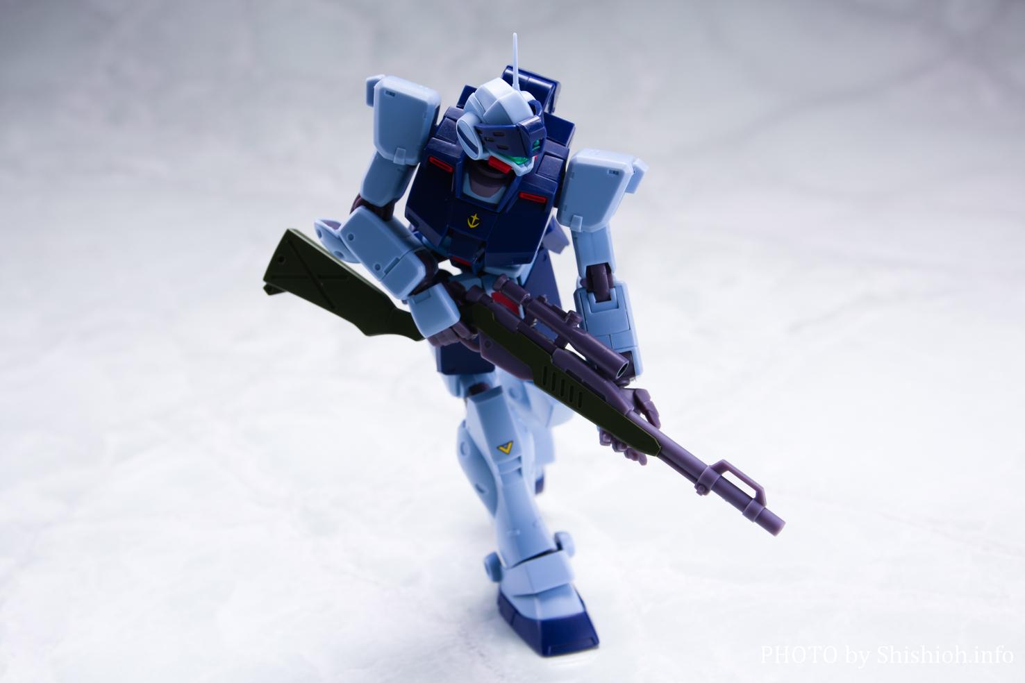 ROBOT魂<SIDE MS> RGMー79SP ジム・スナイパーII ver. A.N.I.M.E.