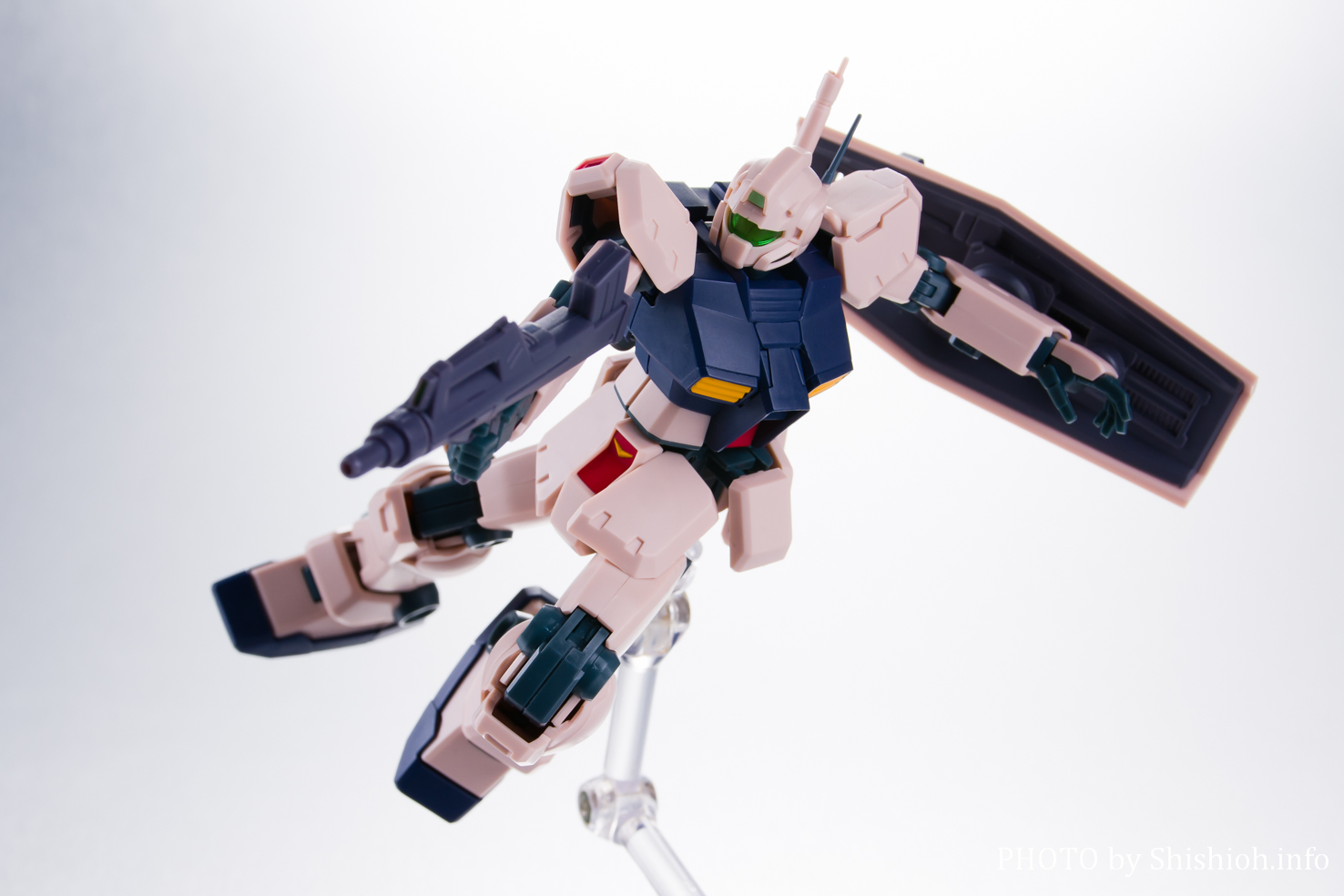ROBOT魂 <SIDE MS> RGM-79C ジム改 ver. A.N.I.M.E.