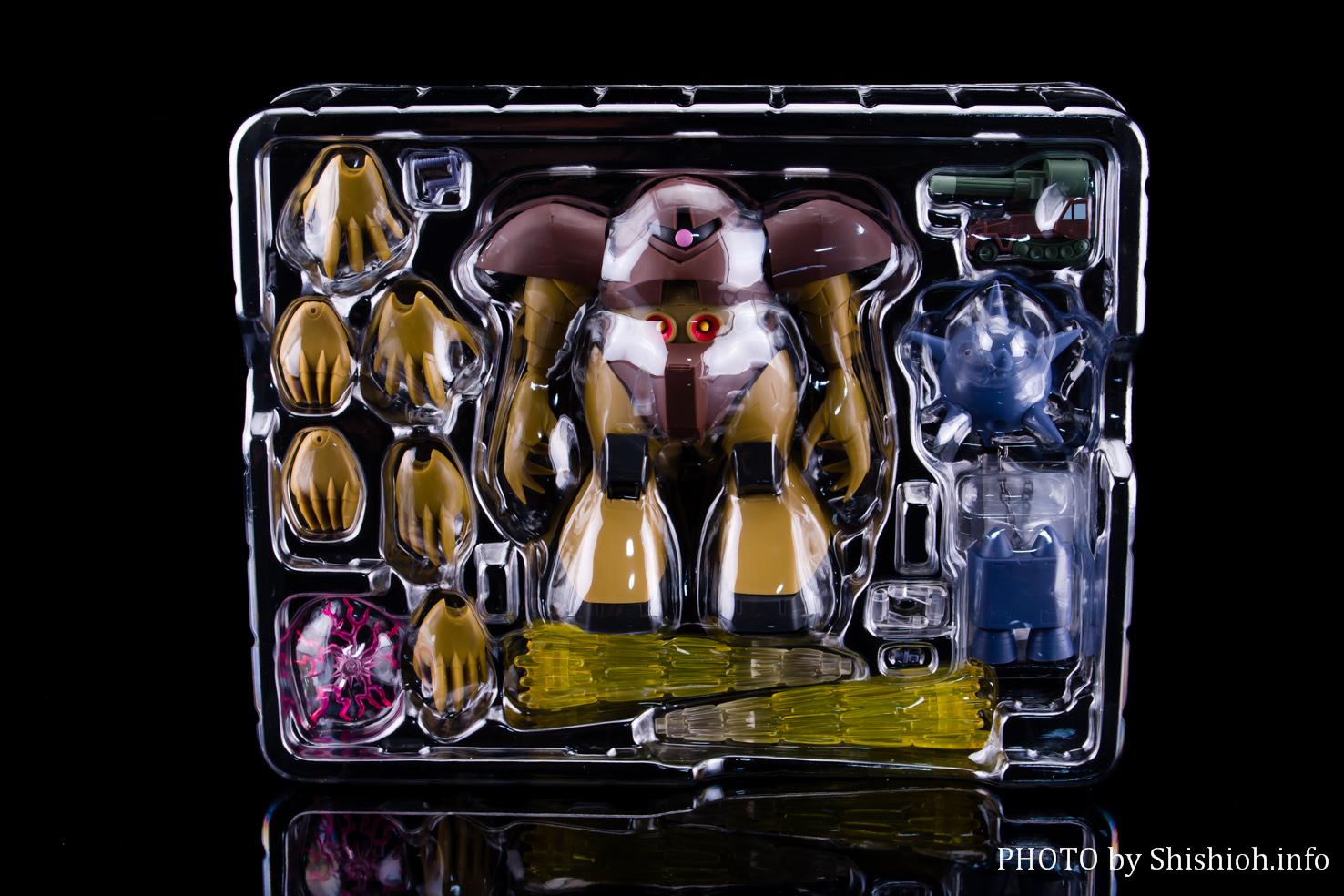 ROBOT魂<SIDE MS>MSM-03 ゴッグ ver. A.N.I.M.E.