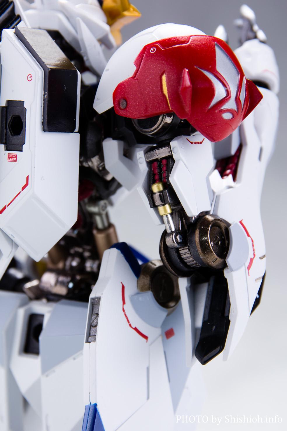 METAL ROBOT魂<SIDE MS> ガンダムバルバトスルプス