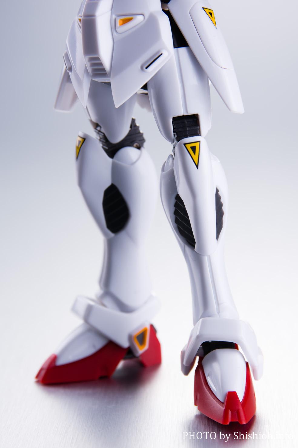 ROBOT魂<SIDE MS> ガンダムF91 EVOLUTION-SPEC