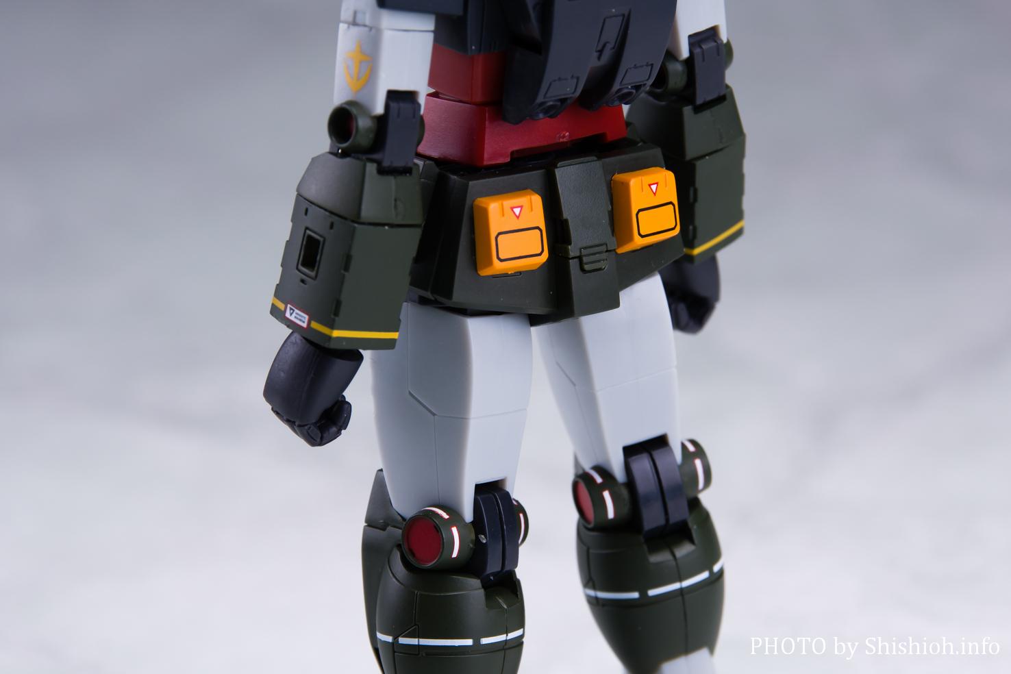 ROBOT魂〈SIDE MS〉ガンダム & Gファイター ver. A.N.I.M.E.〜リアルタイプカラー〜