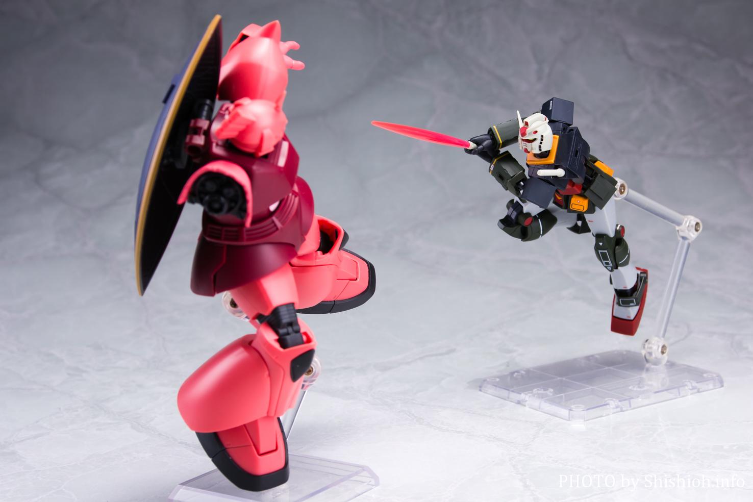ROBOT魂〈SIDE MS〉ガンダム & Gファイター ver. A.N.I.M.E.〜リアルタイプカラー〜2