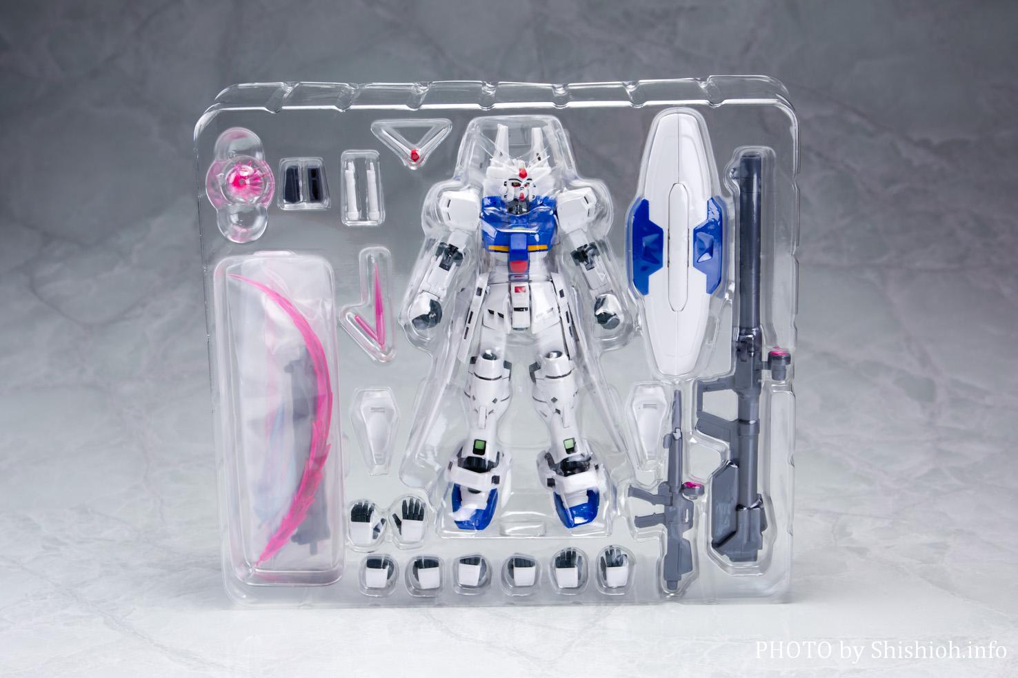 ROBOT魂 <SIDE MS> RX-78GP03S ガンダム試作3号機ステイメン ver. A.N.I.M.E.