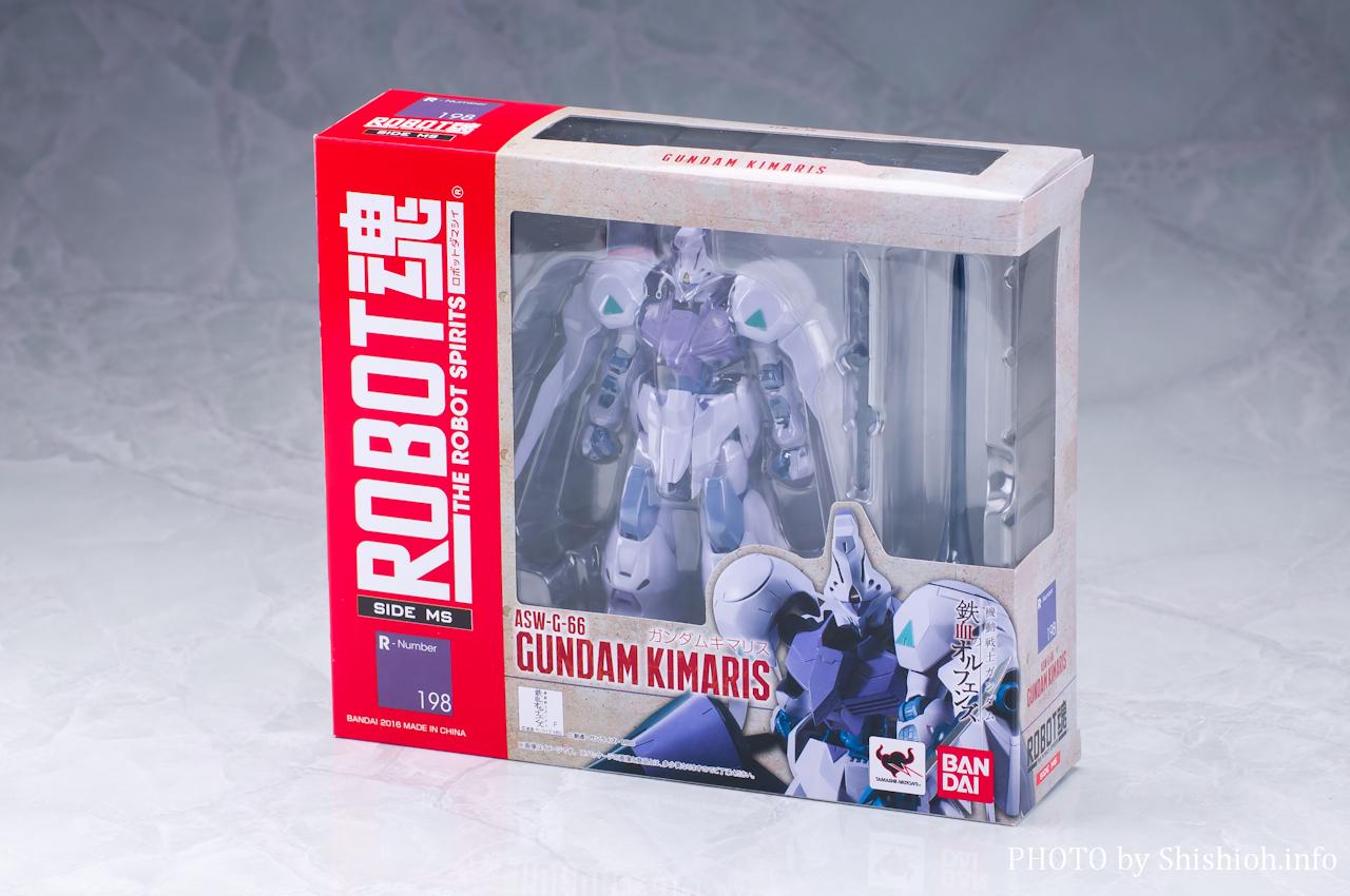 ROBOT魂 ガンダムキマリス