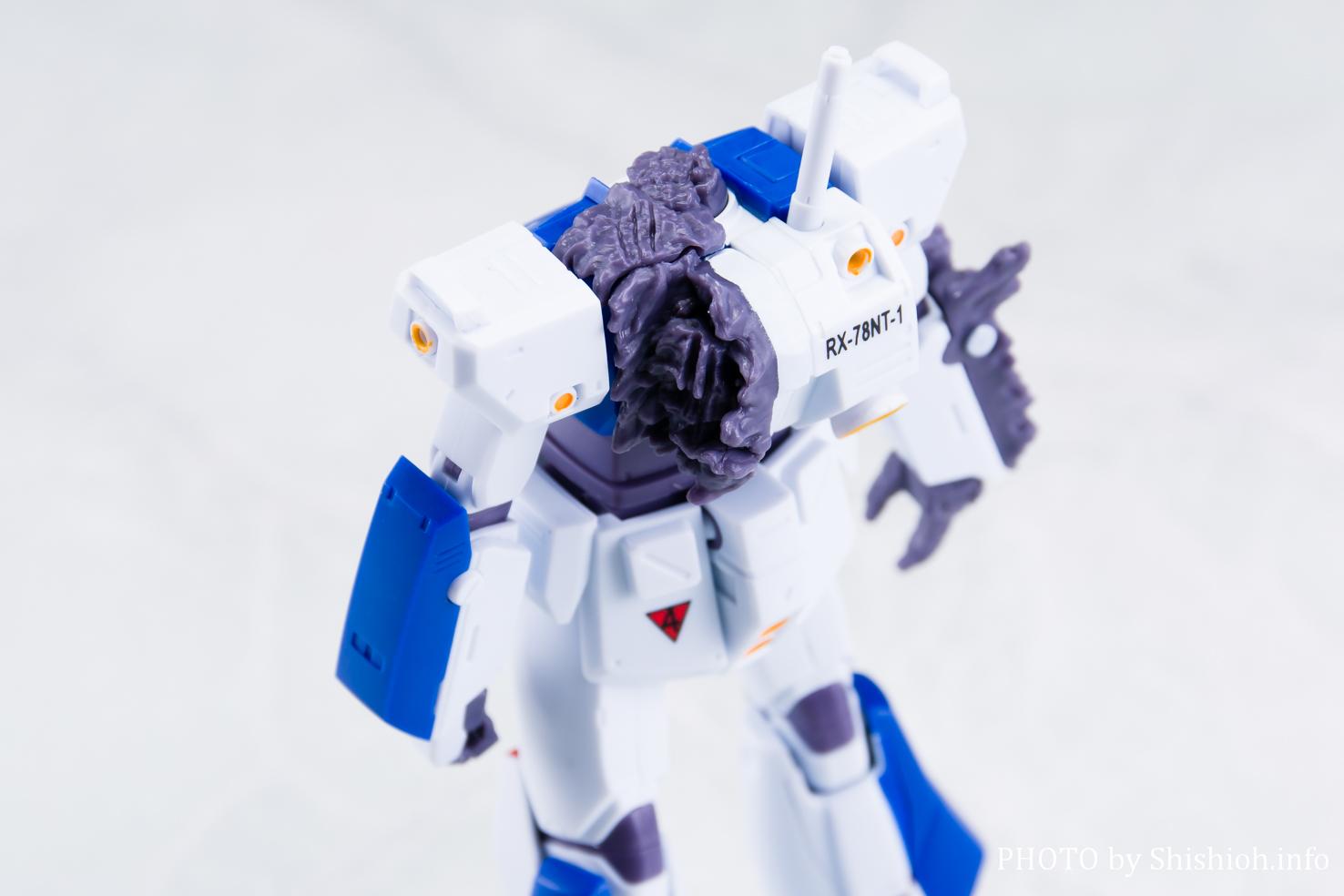 ROBOT魂 〈SIDE MS〉RX-78NT-1 ガンダムNT-1 ver. A.N.I.M.E.