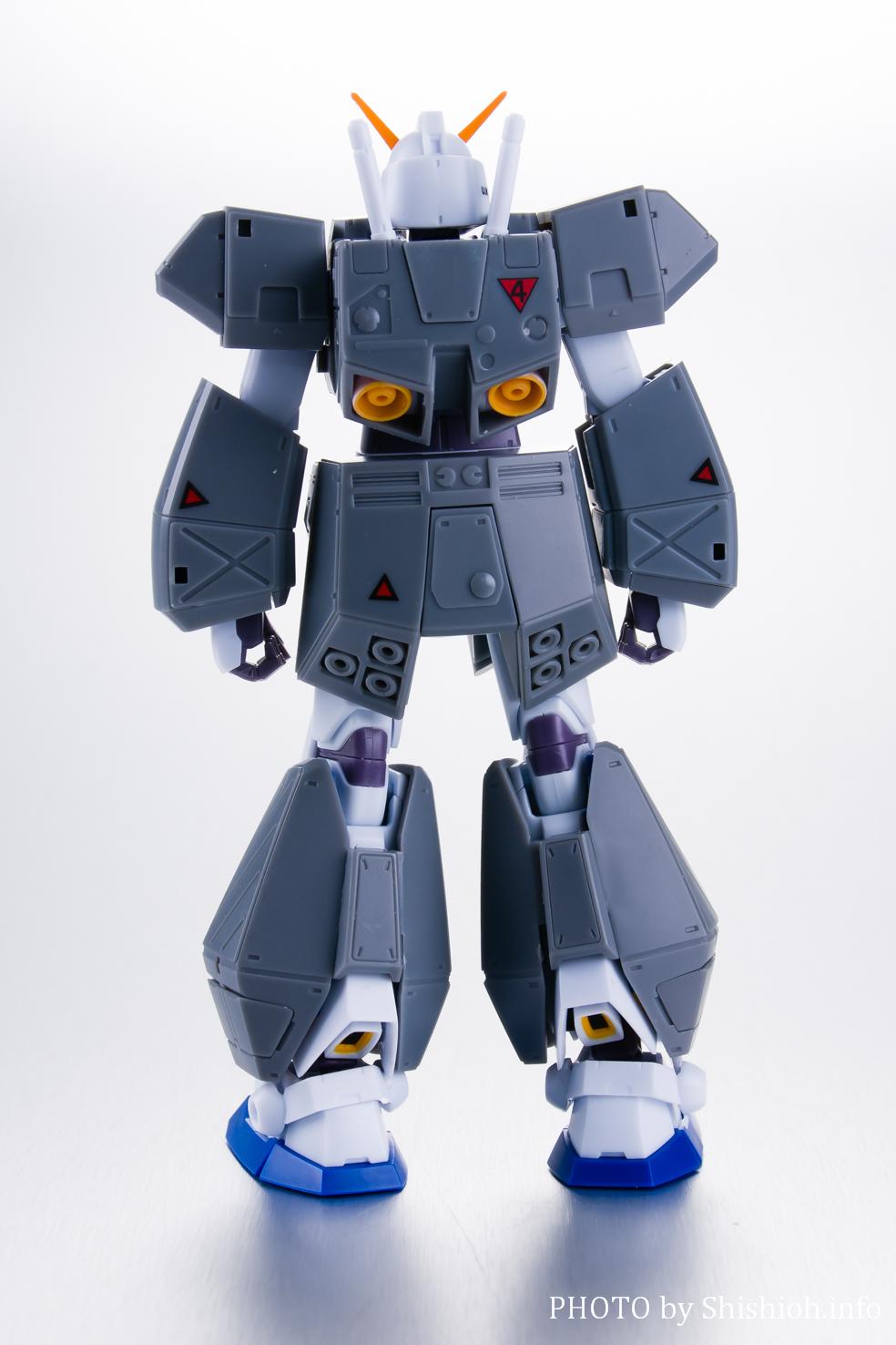 ROBOT魂 <SIDE MS> RX-78NT-1FA ガンダムNT-1 ver. A.N.I.M.E. 〜チョバム・アーマー装備〜
