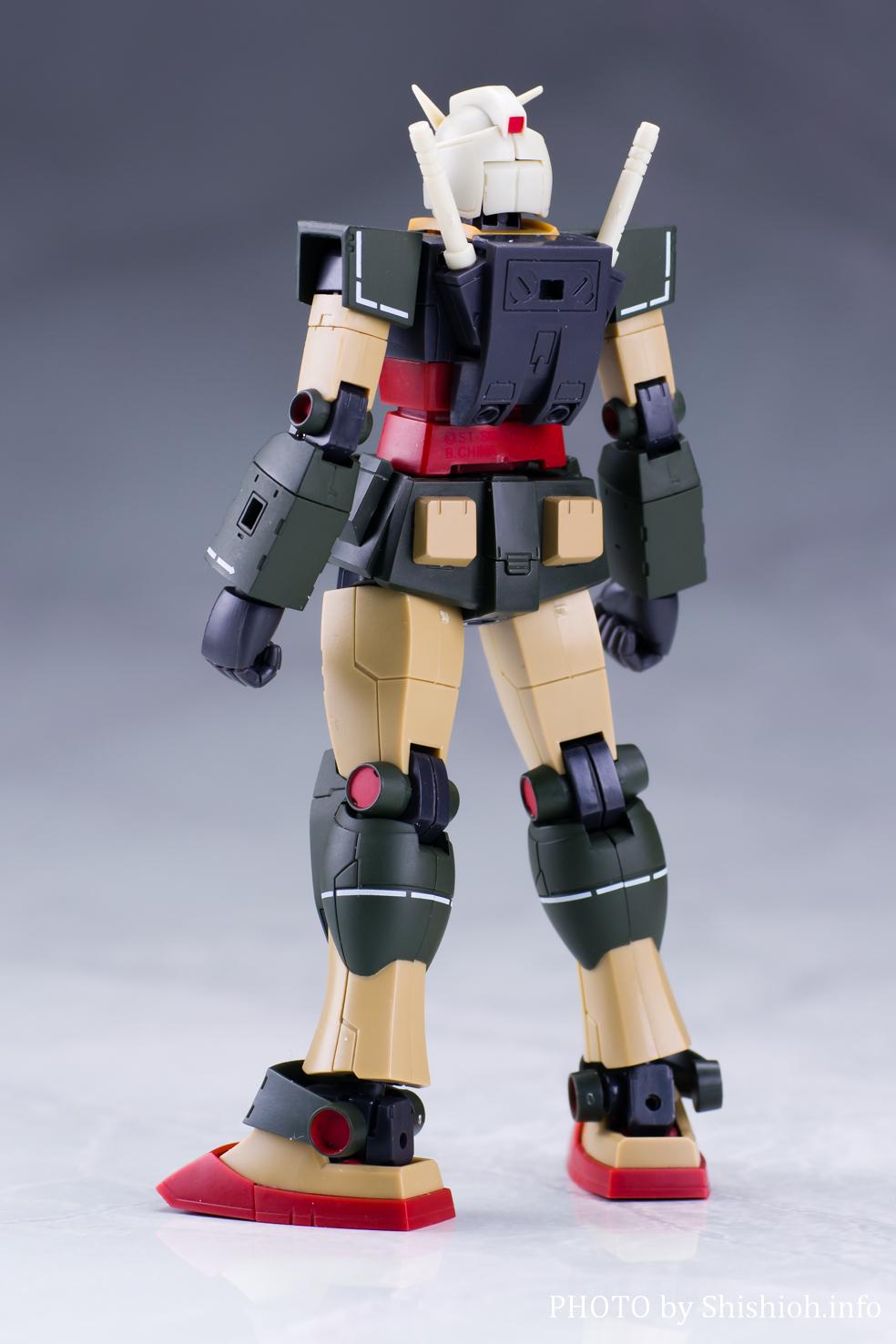 ROBOT魂〈SIDE MS〉RX-78-2 ガンダム ver. A.N.I.M.E.〜劇場ポスター リアルタイプカラー〜
