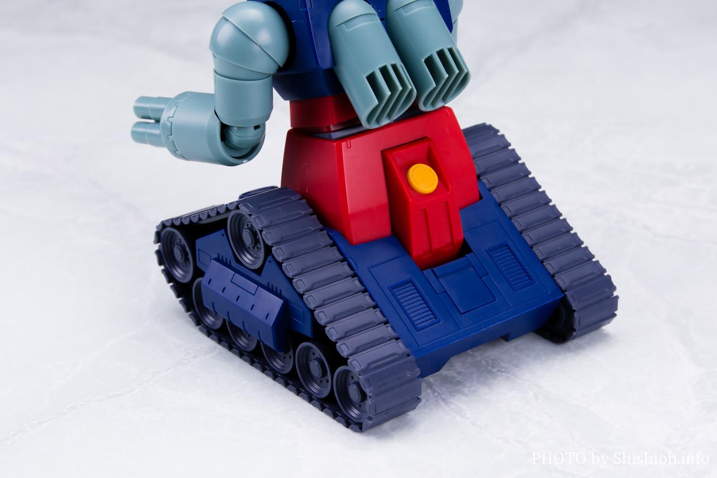 ROBOT魂〈SIDE MS〉RX-75-4 ガンタンク&ホワイトベースデッキ ver.A.N.I.M.E.