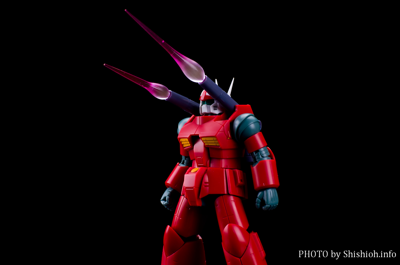 ROBOT魂 <SIDE MS> RX-77-2 ガンキャノン ver. A.N.I.M.E.