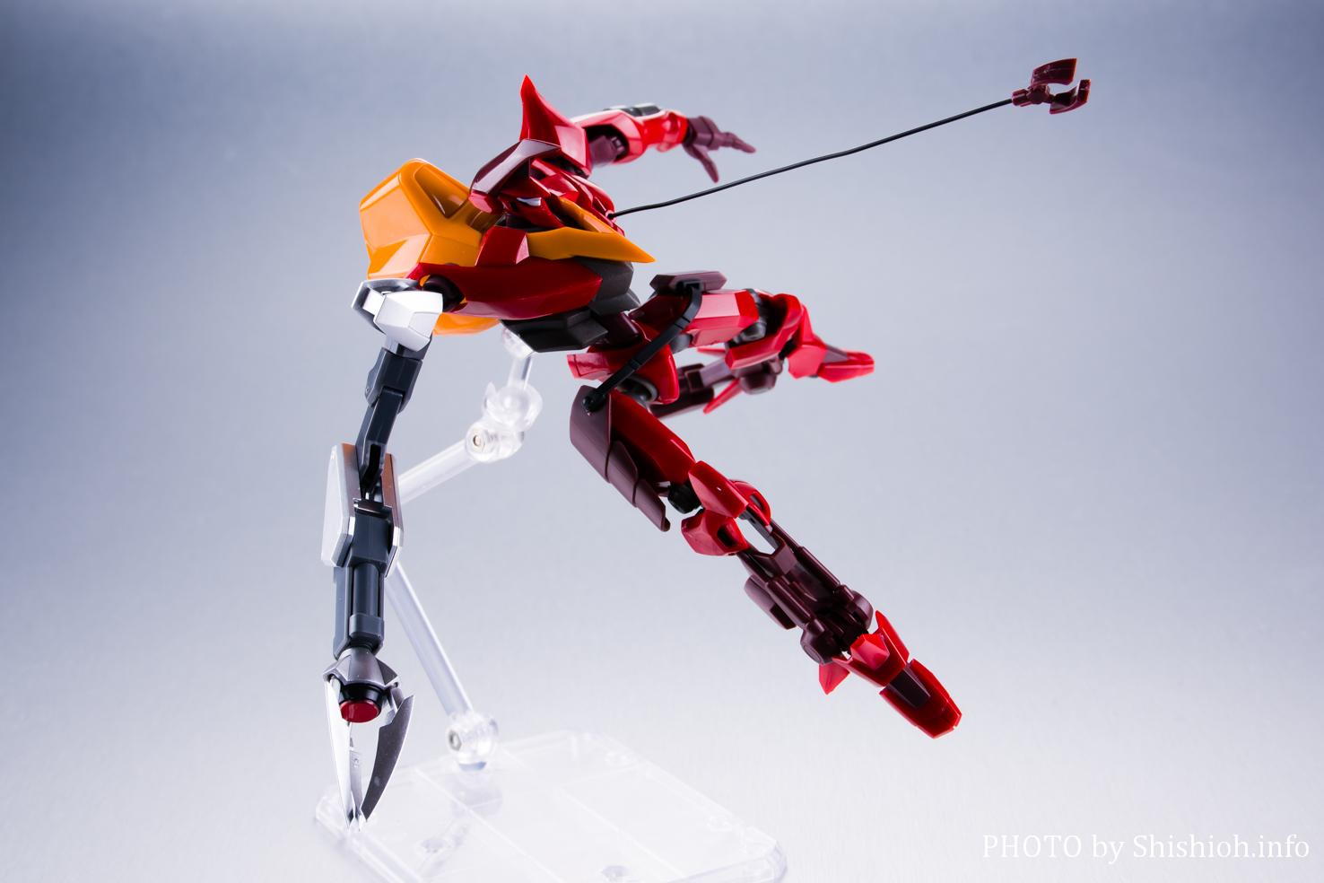 ROBOT魂 <SIDE KMF> 紅蓮弐式(甲壱型腕装備)