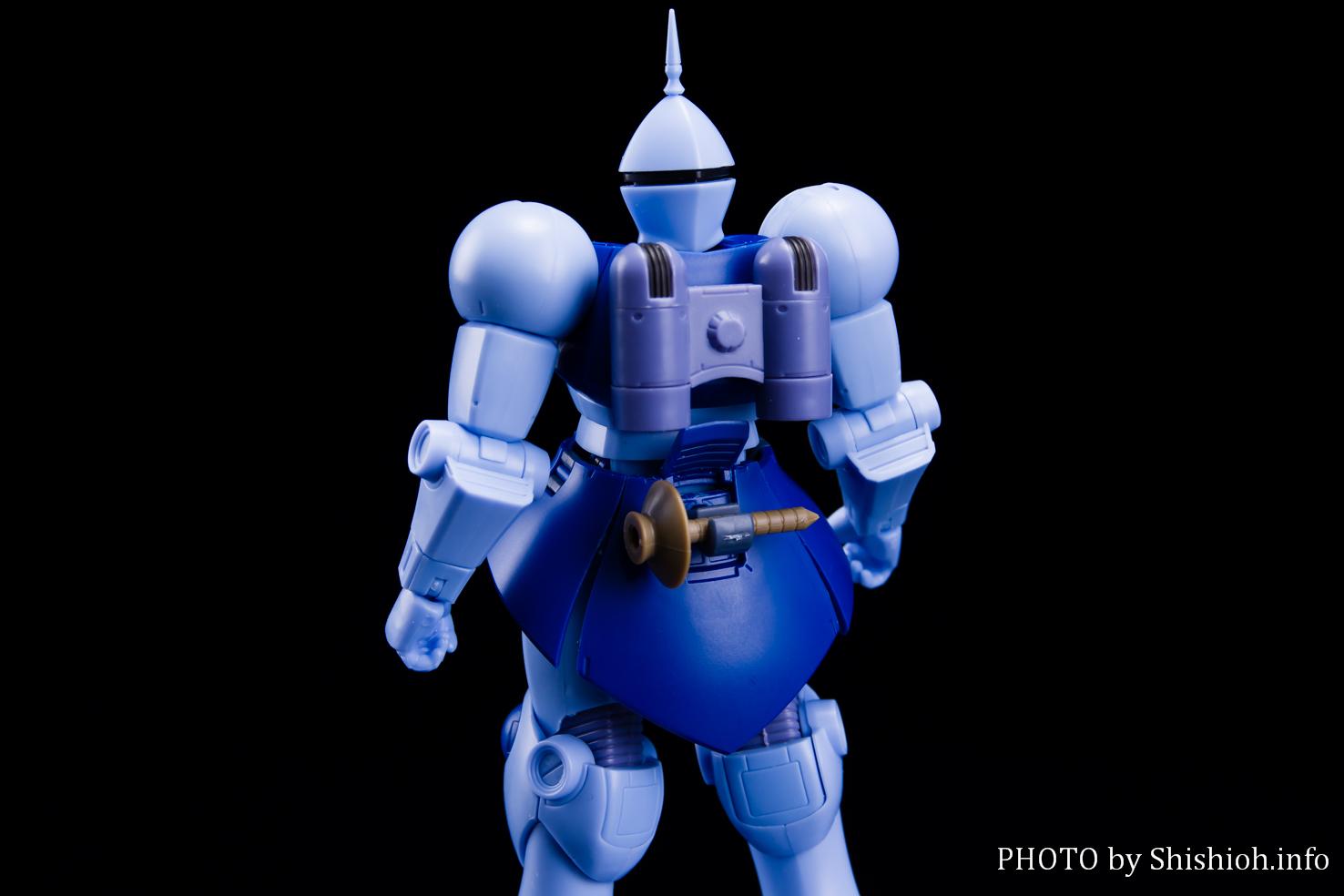 ROBOT魂 〈SIDE MS〉YMS-15 ギャン ver. A.N.I.M.E.