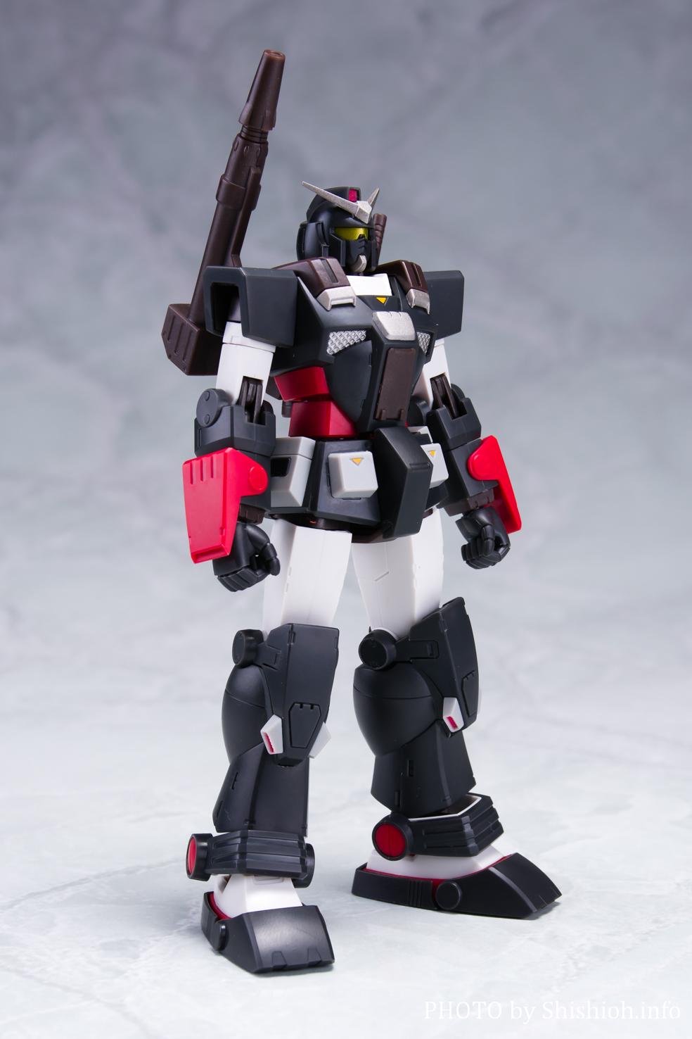 ROBOT魂 <SIDE MS> FA-78-2 ヘビーガンダム ver. A.N.I.M.E.