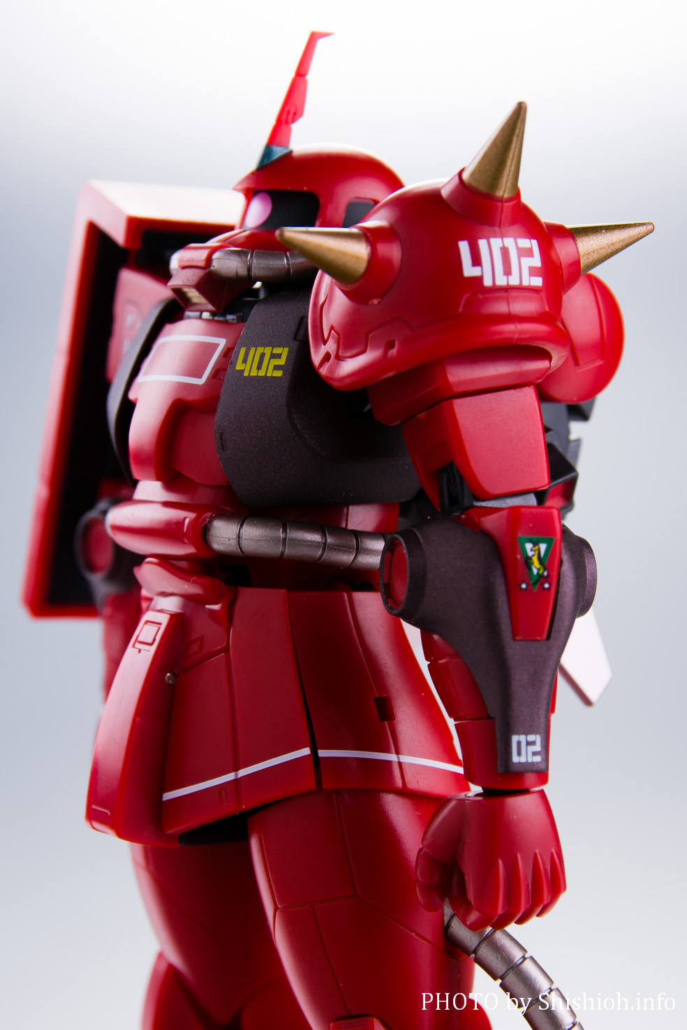 ROBOT魂<SIDE MS> ジョニー・ライデン専用高機動型ザクII ver. A.N.I.M.E.