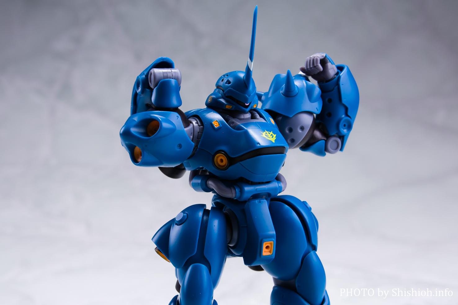 ROBOT魂 <SIDE MS> MS-18E ケンプファー ver. A.N.I.M.E.
