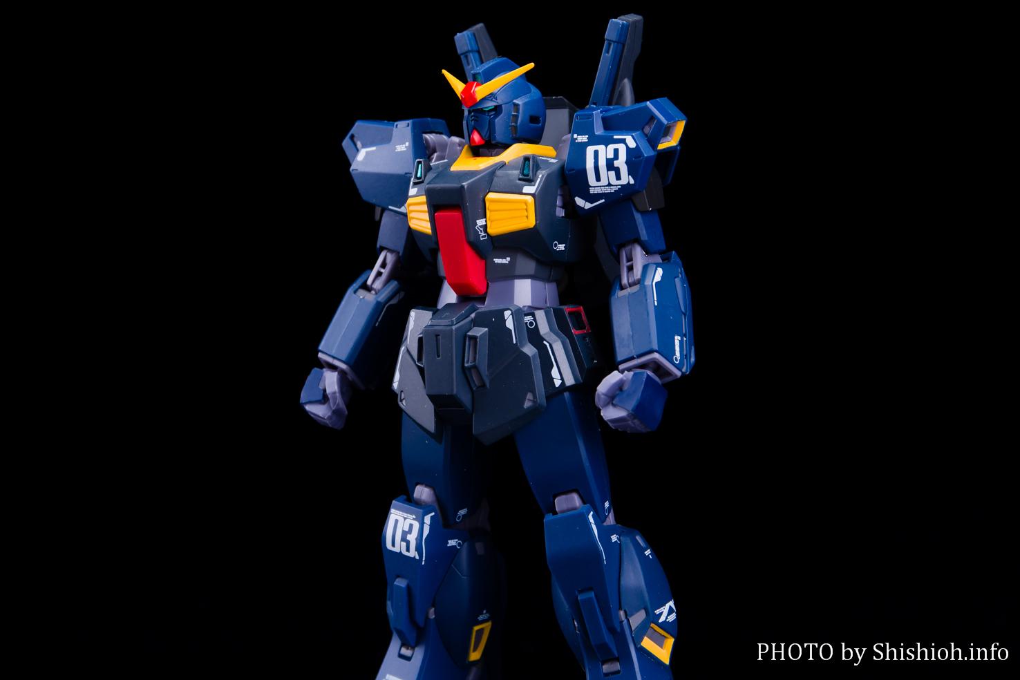 ROBOT魂 (Ka signature) 〈SIDE MS〉 ガンダムMk-II ティターンズ仕様