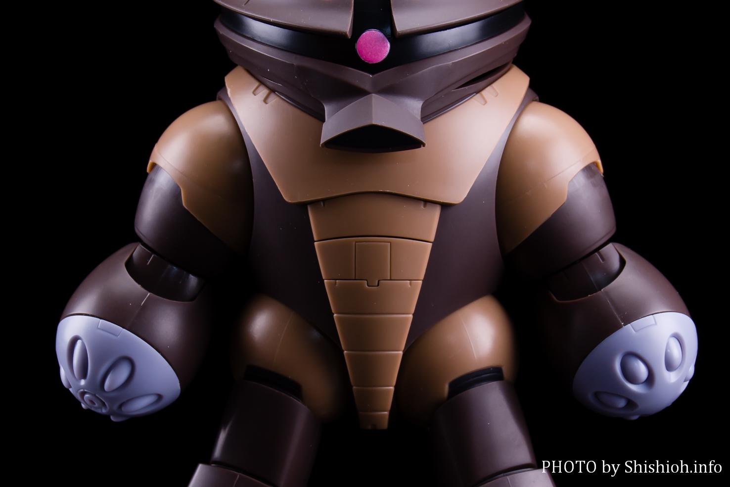 ROBOT魂〈SIDE MS〉MSM-04 アッガイ ver. A.N.I.M.E.