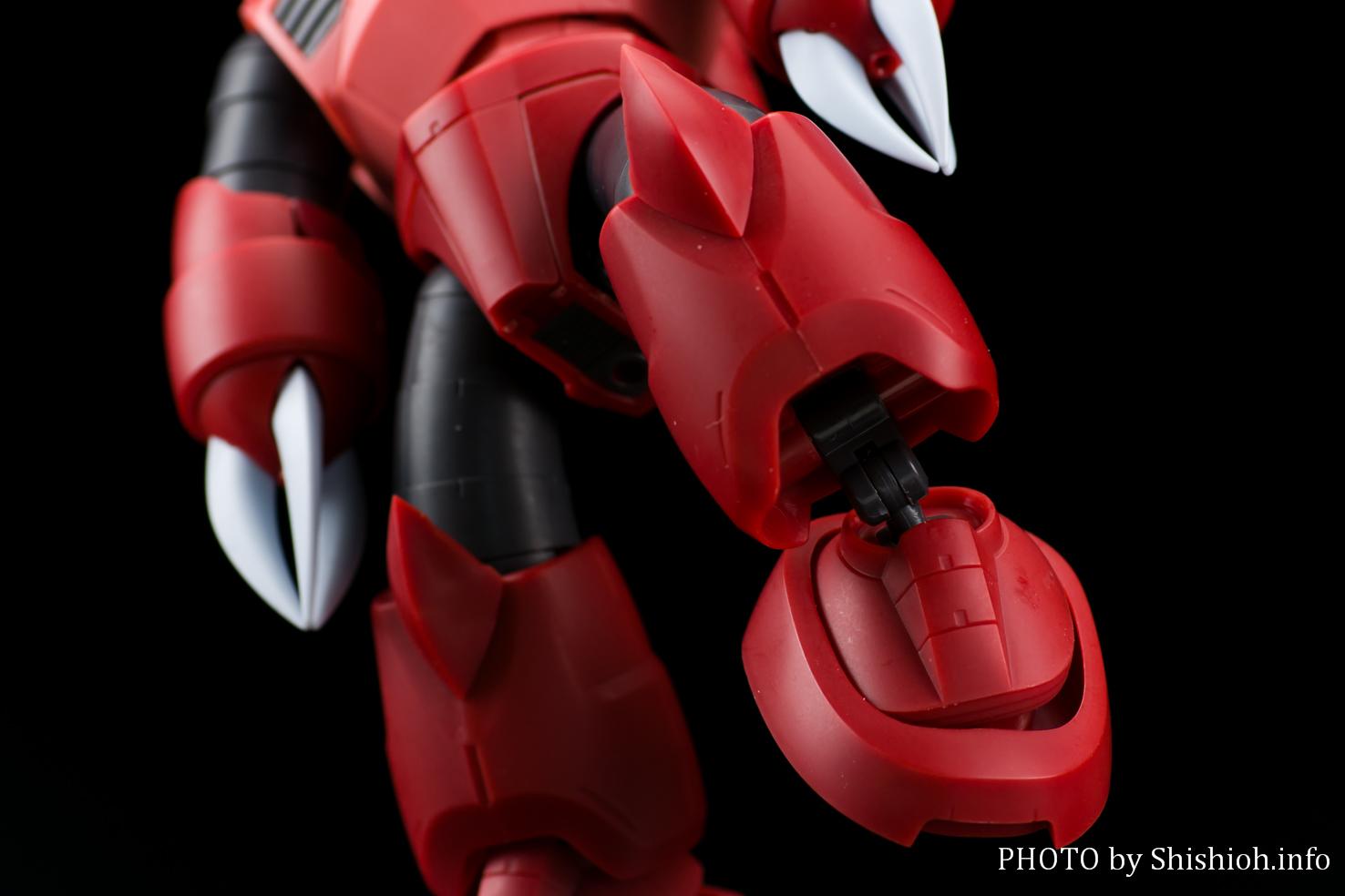 ROBOT魂 〈SIDE MS〉 MSM-07S シャア専用ズゴック ver. A.N.I.M.E.
