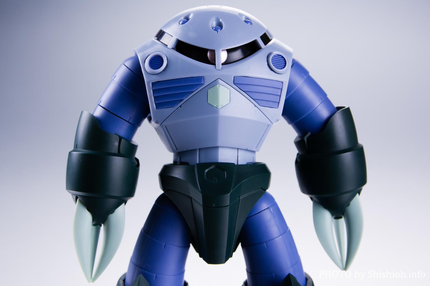 ROBOT魂〈SIDE MS〉MSM-07 量産型ズゴック ver. A.N.I.M.E.
