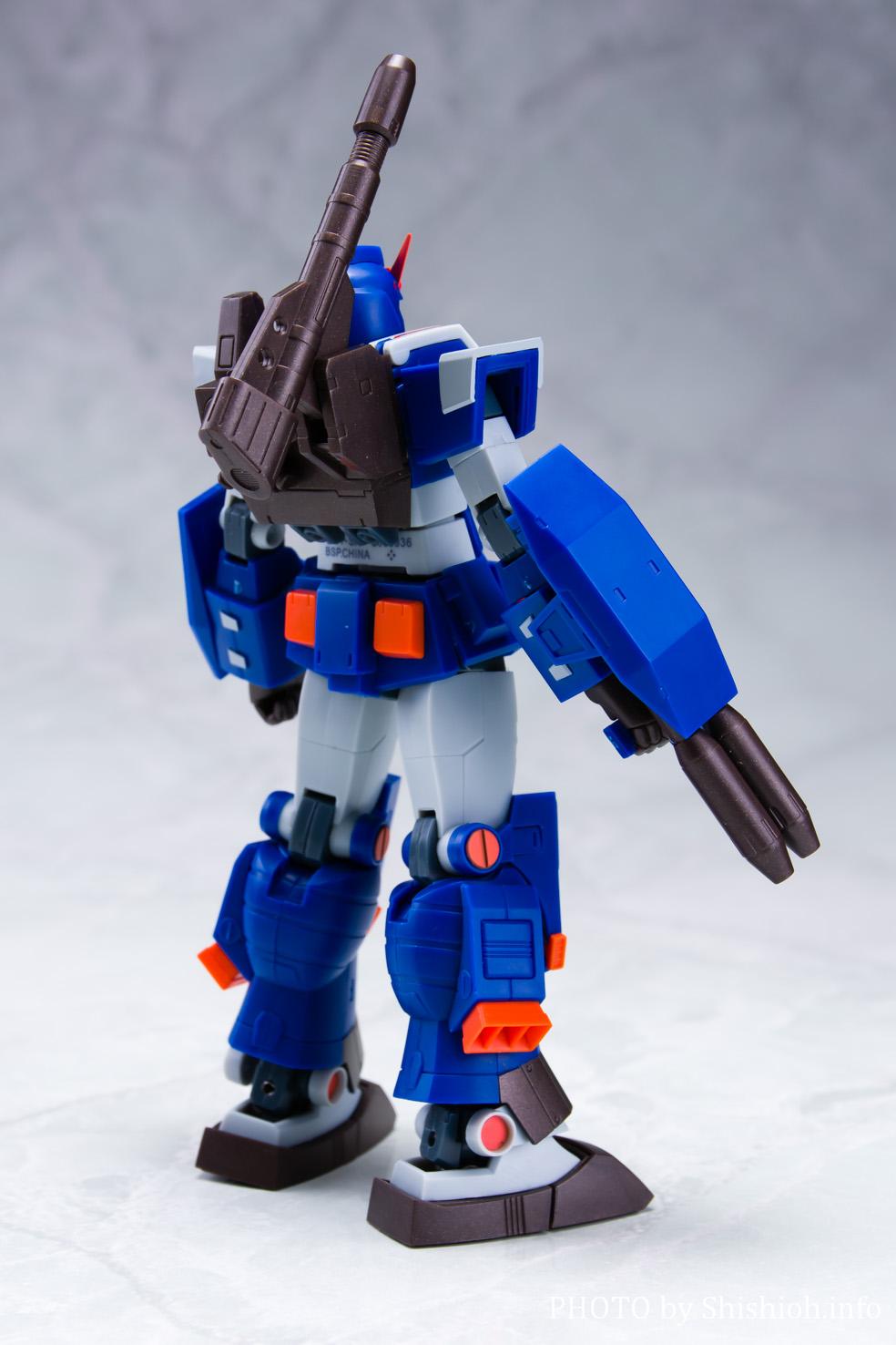 ROBOT魂 <SIDE MS> FA-78-1 パーフェクトガンダムII(フルアーマータイプ) ver. A.N.I.M.E.