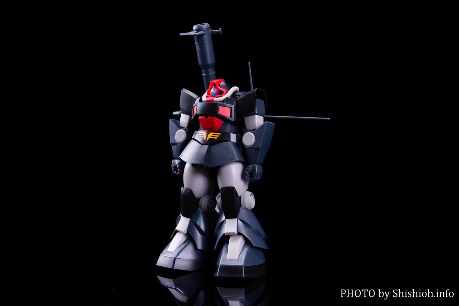ROBOT魂〈SIDE MS〉YMS-09 プロトタイプ・ドム ver. A.N.I.M.E.