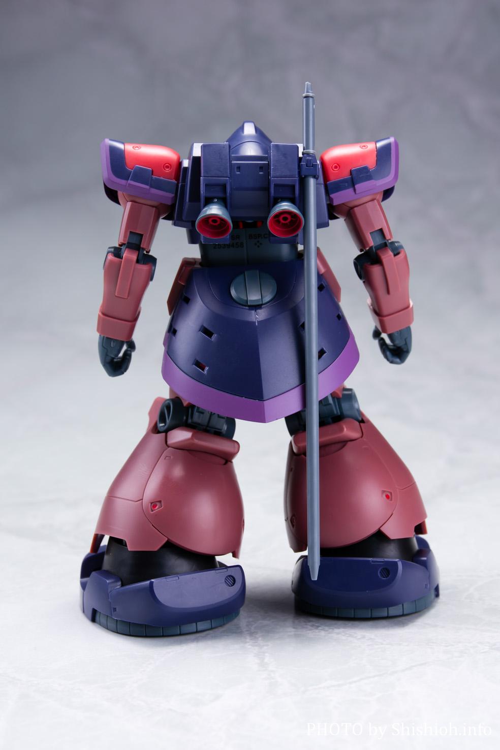 ROBOT魂 プロトタイプ・リック・ドムII ver. A.N.I.M.E.