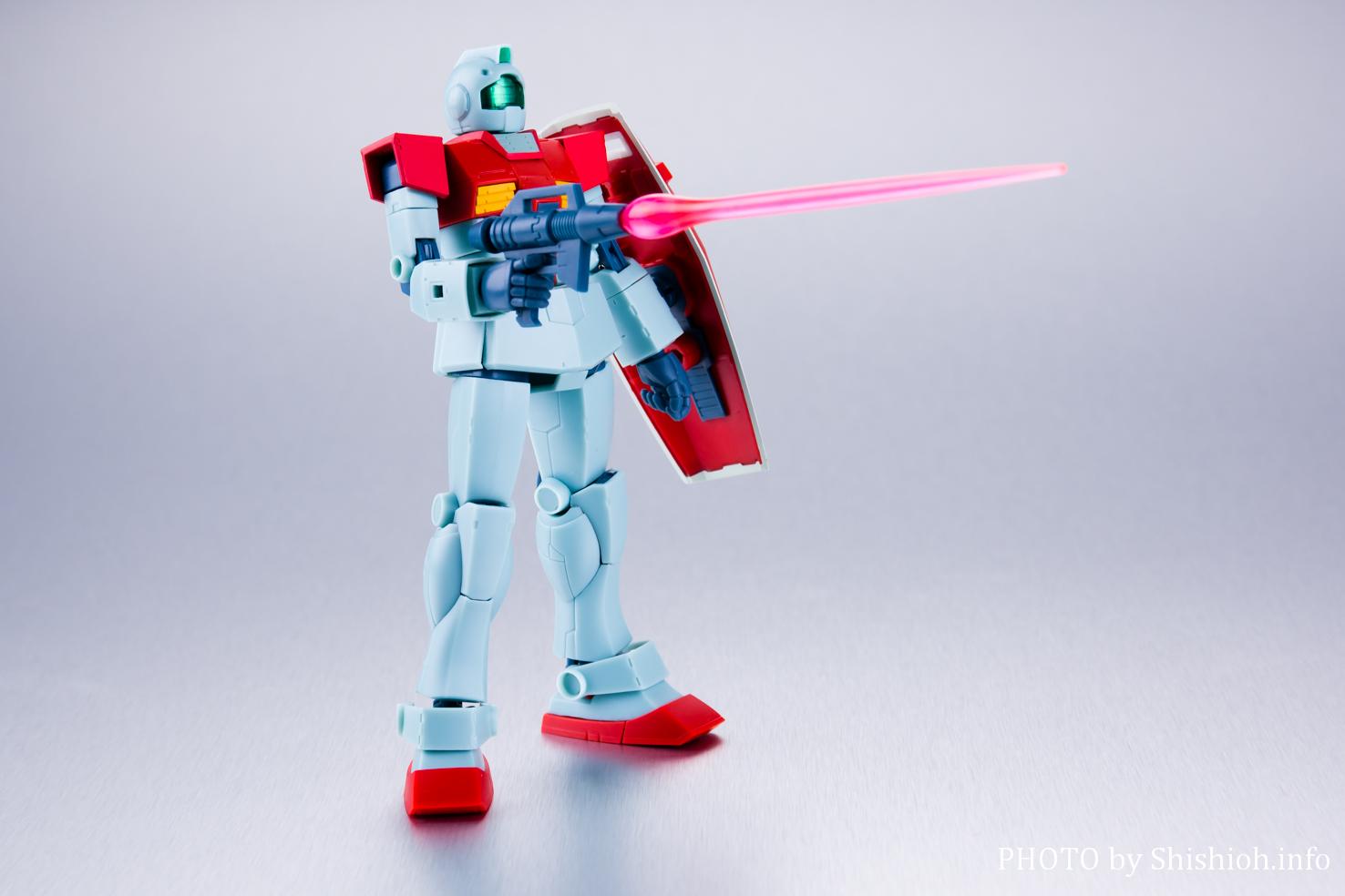 ROBOT魂〈SIDE MS〉RGM-79 ジム ver. A.N.I.M.E.
