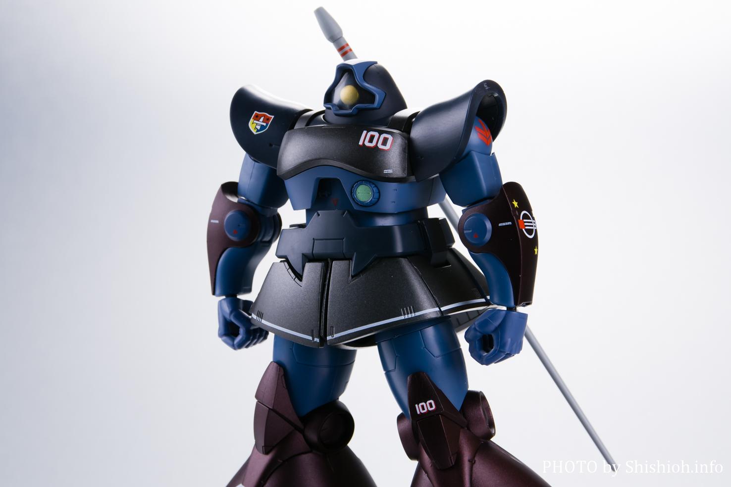 ROBOT魂 <SIDE MS> MS-09R リック・ドム ver. A.N.I.M.E. 〜リアルタイプカラー〜