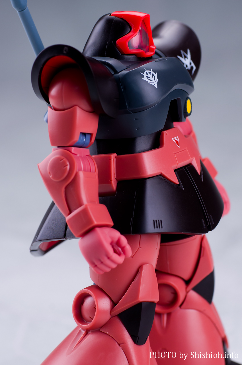 ROBOT魂〈SIDE MS〉シャア専用リック・ドム ver. A.N.I.M.E.