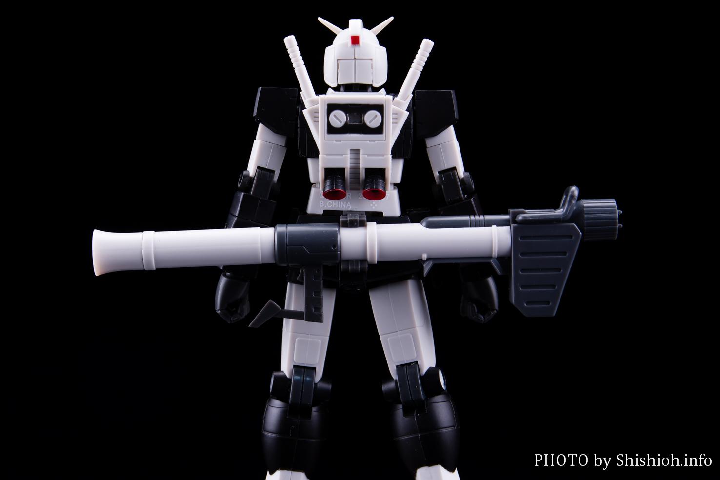 ROBOT魂プロトタイプガンダム ver. A.N.I.M.E.