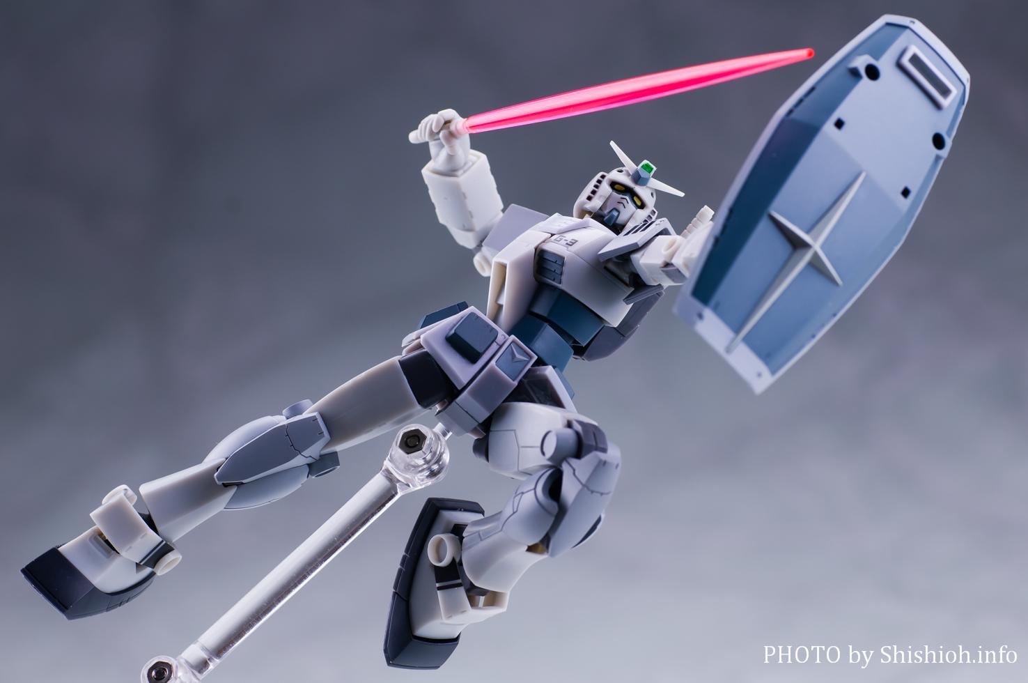 ROBOT魂〈SIDE MS〉RX-78-3 G-3 ガンダム ver. A.N.I.M.E.