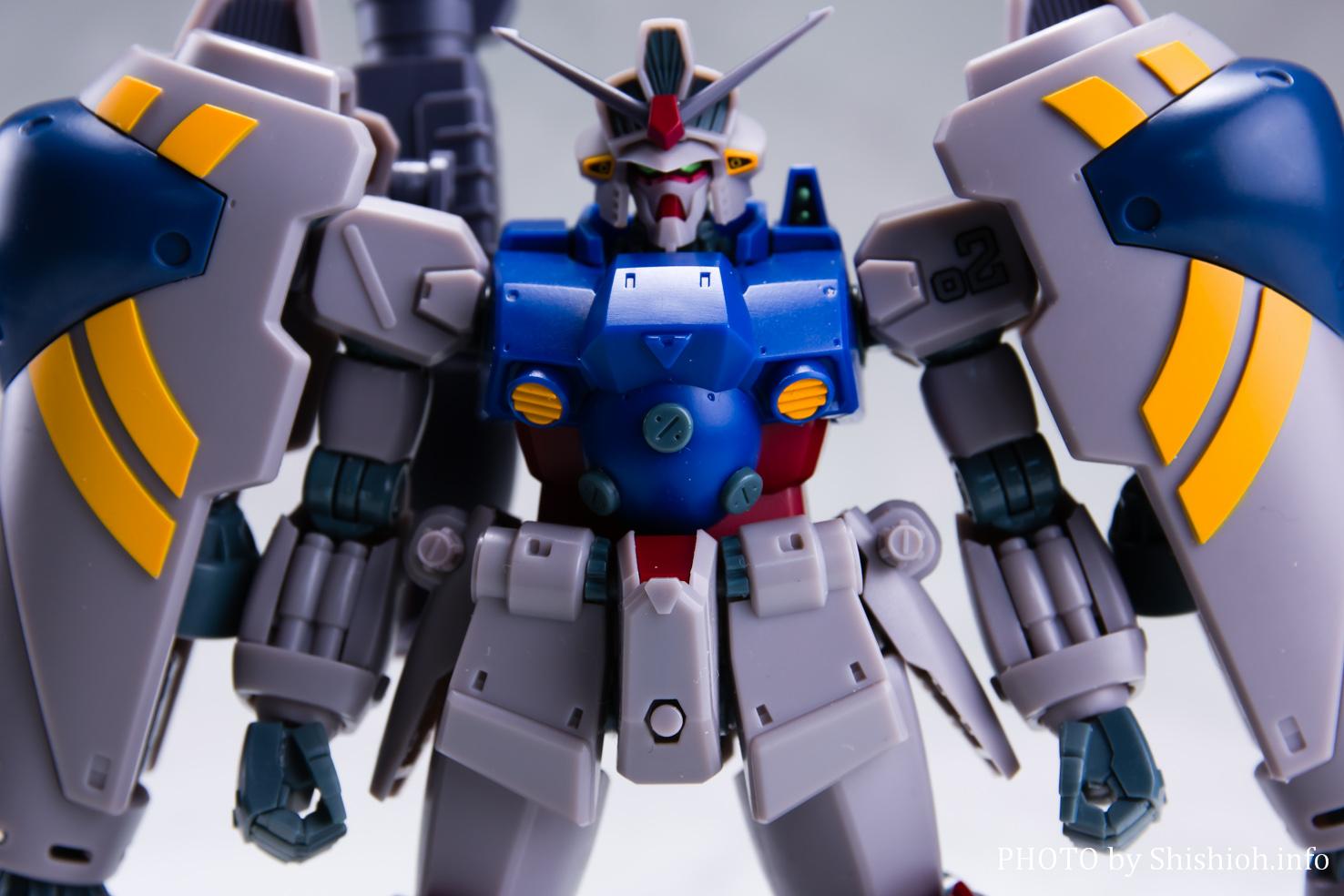 ROBOT魂<SIDE MS> RX-78GP02A ガンダム試作2号機 ver. A.N.I.M.E.