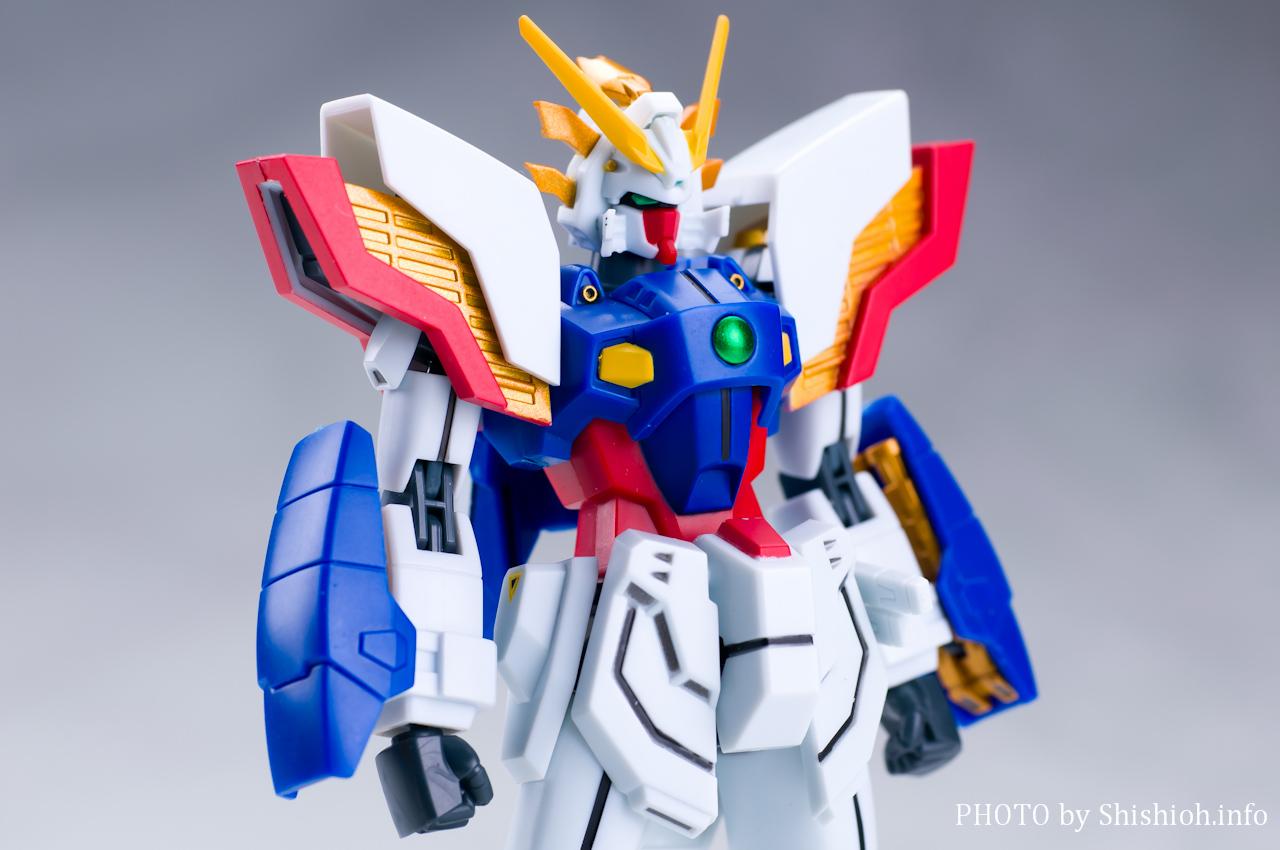 ROBOT魂 <SIDE MS> GF13-017NJ シャイニングガンダム