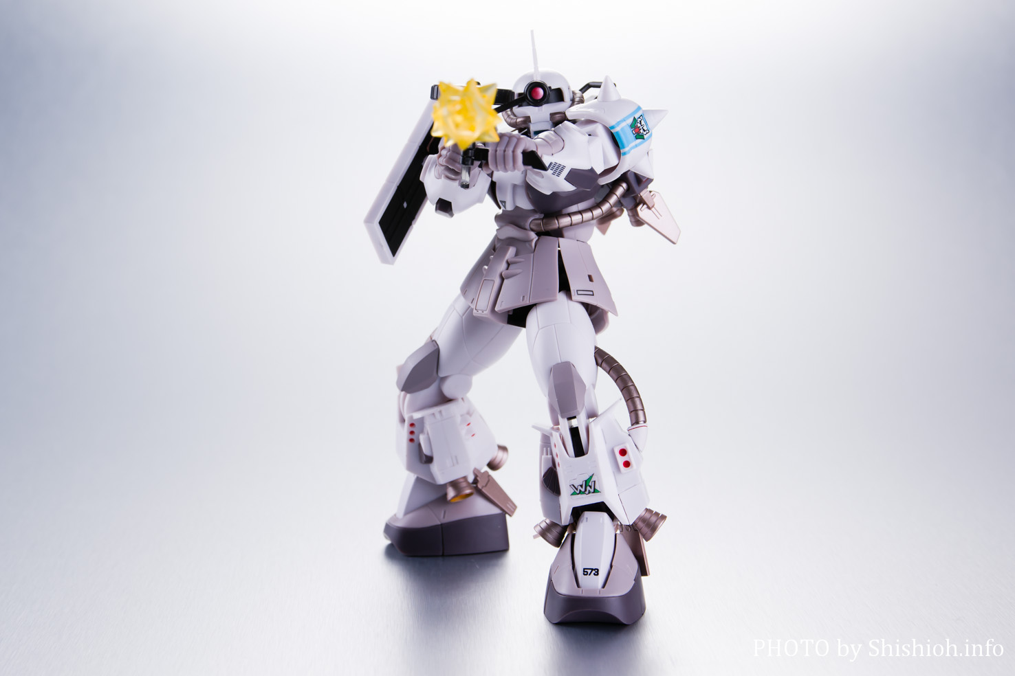 ROBOT魂 <SIDE MS> MS-06R-1A シン・マツナガ専用高機動型ザクII ver. A.N.I.M.E.