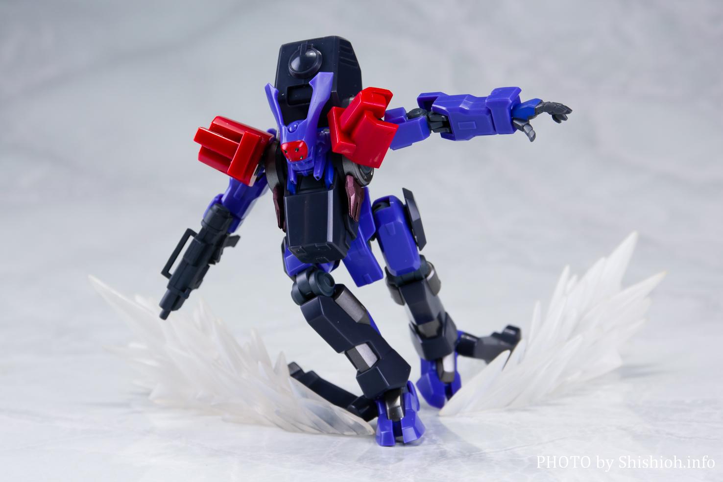 ROBOT魂〈SIDE KMF〉 サザーランド純血派機&一般機パーツセット