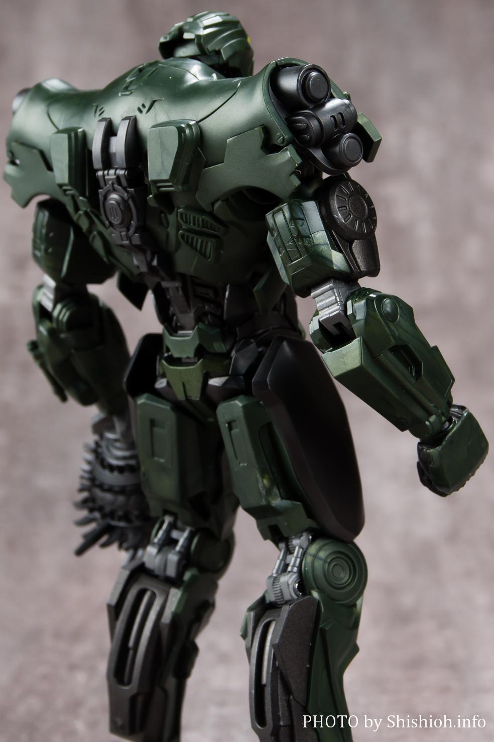 ROBOT魂 タイタン・リディーマー