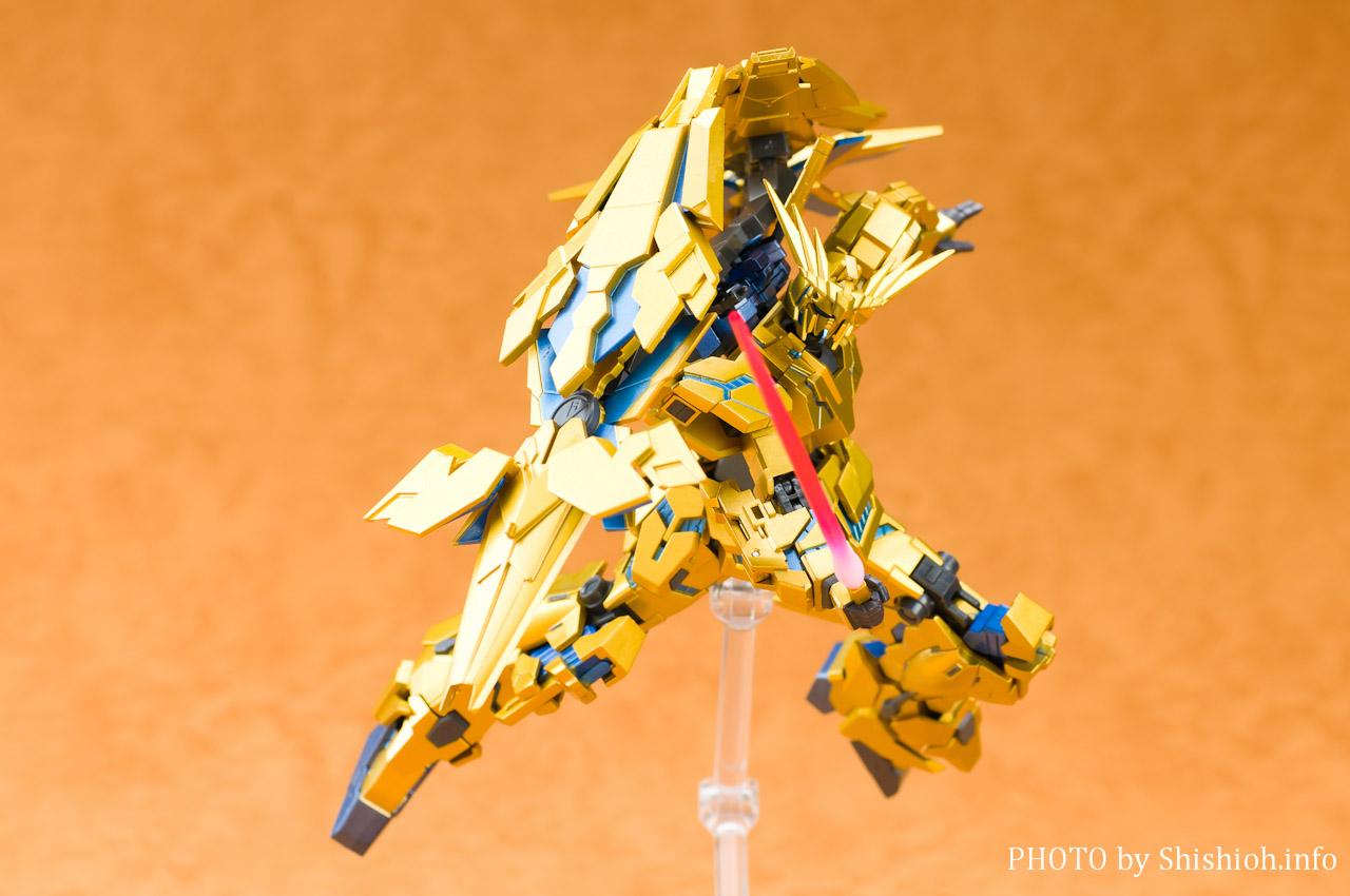 ROBOT魂  RX-0 ユニコーンガンダム3号機フェネクス(デストロイモード)