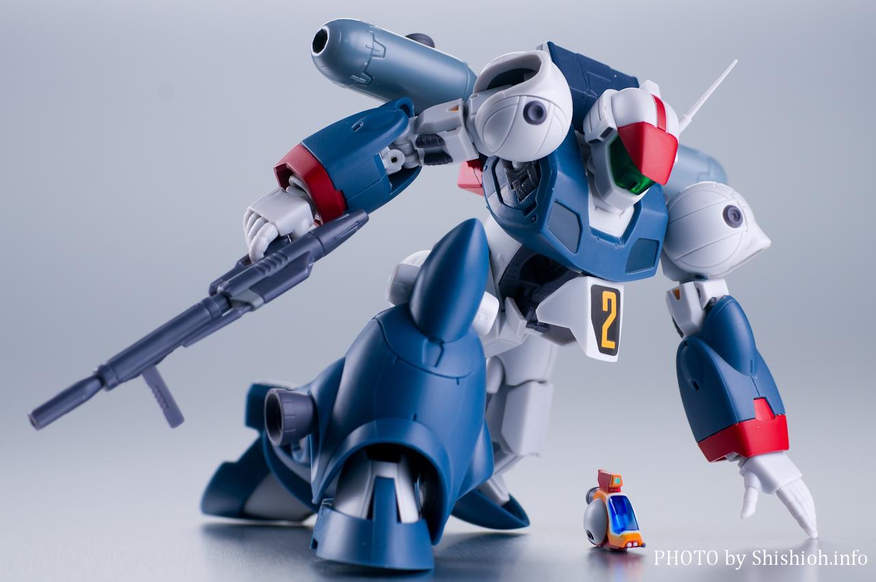 ROBOT魂 <SIDE RV> バイファム(ツインムーバー装備)
