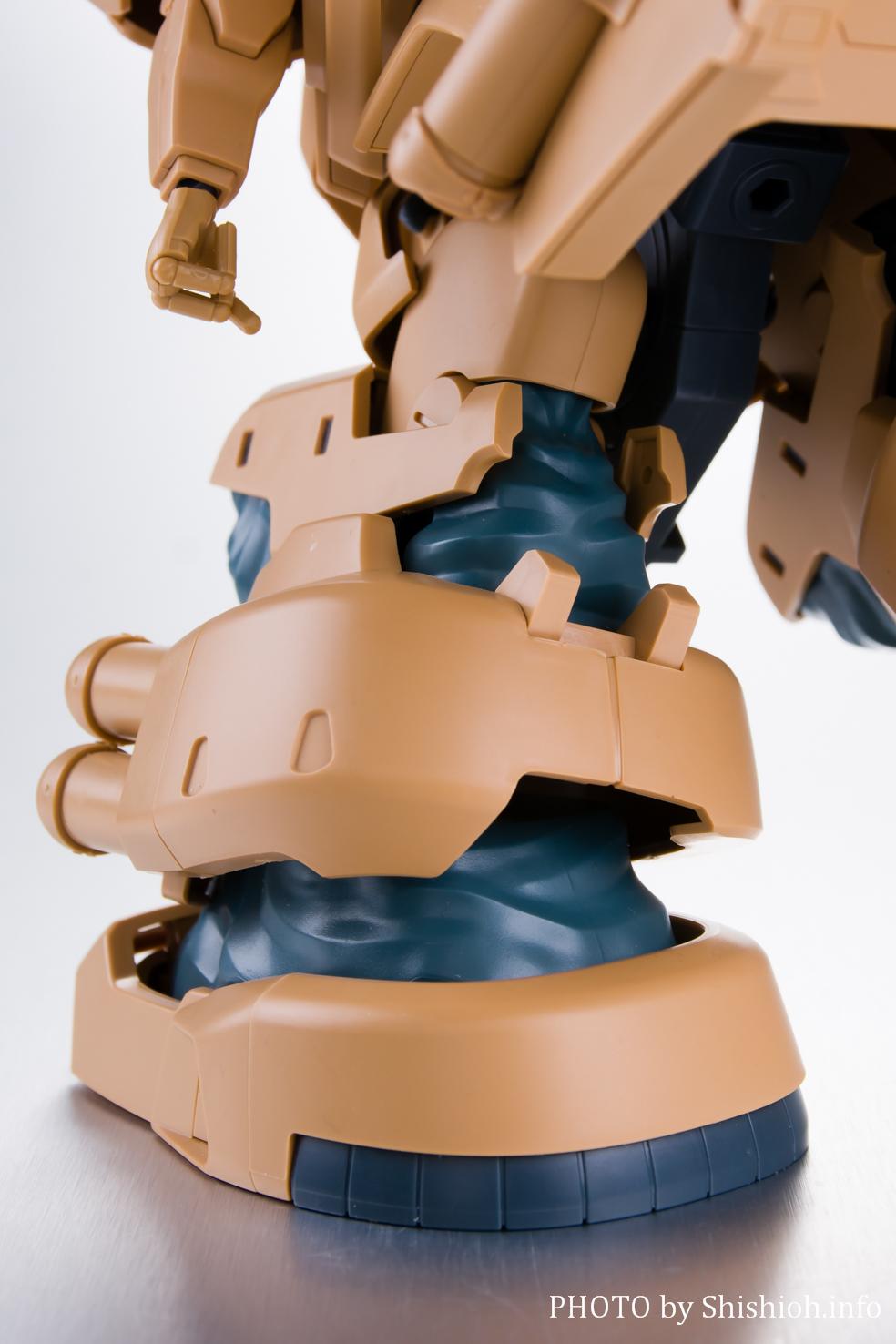 ROBOT魂 <SIDE MS> YMS-16M ザメル ver. A.N.I.M.E.