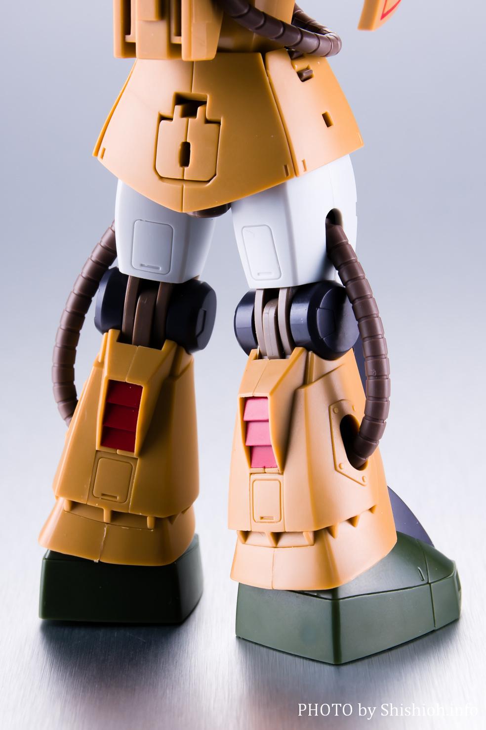 ROBOT魂 〈SIDE MS〉 MS-06K ザク・キャノン ver. A.N.I.M.E.