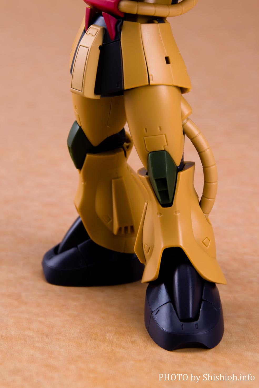 ROBOT魂〈SIDE MS〉MS-06D ザク・デザートタイプ ver. A.N.I.M.E.