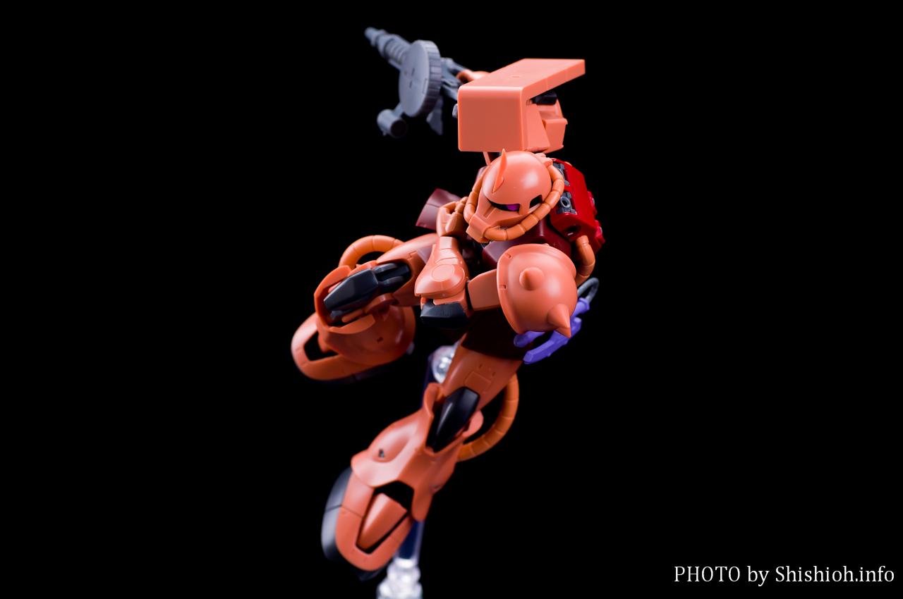 ROBOT魂 <SIDE MS> MS-06S シャア専用ザク ver. A.N.I.M.E.
