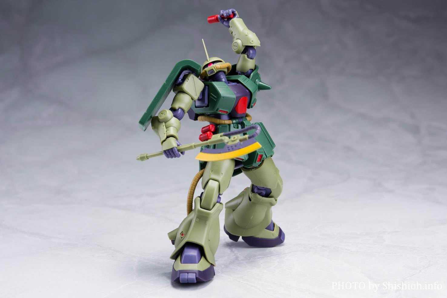 ROBOT魂〈SIDE MS〉MS-06FZ ザクII改 ver. A.N.I.M.E.