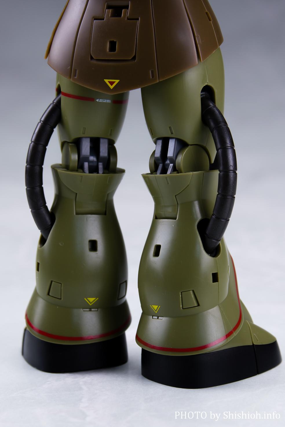 ROBOT魂〈SIDE MS〉MS-06 量産型ザク ver. A.N.I.M.E. 〜リアルタイプカラー〜