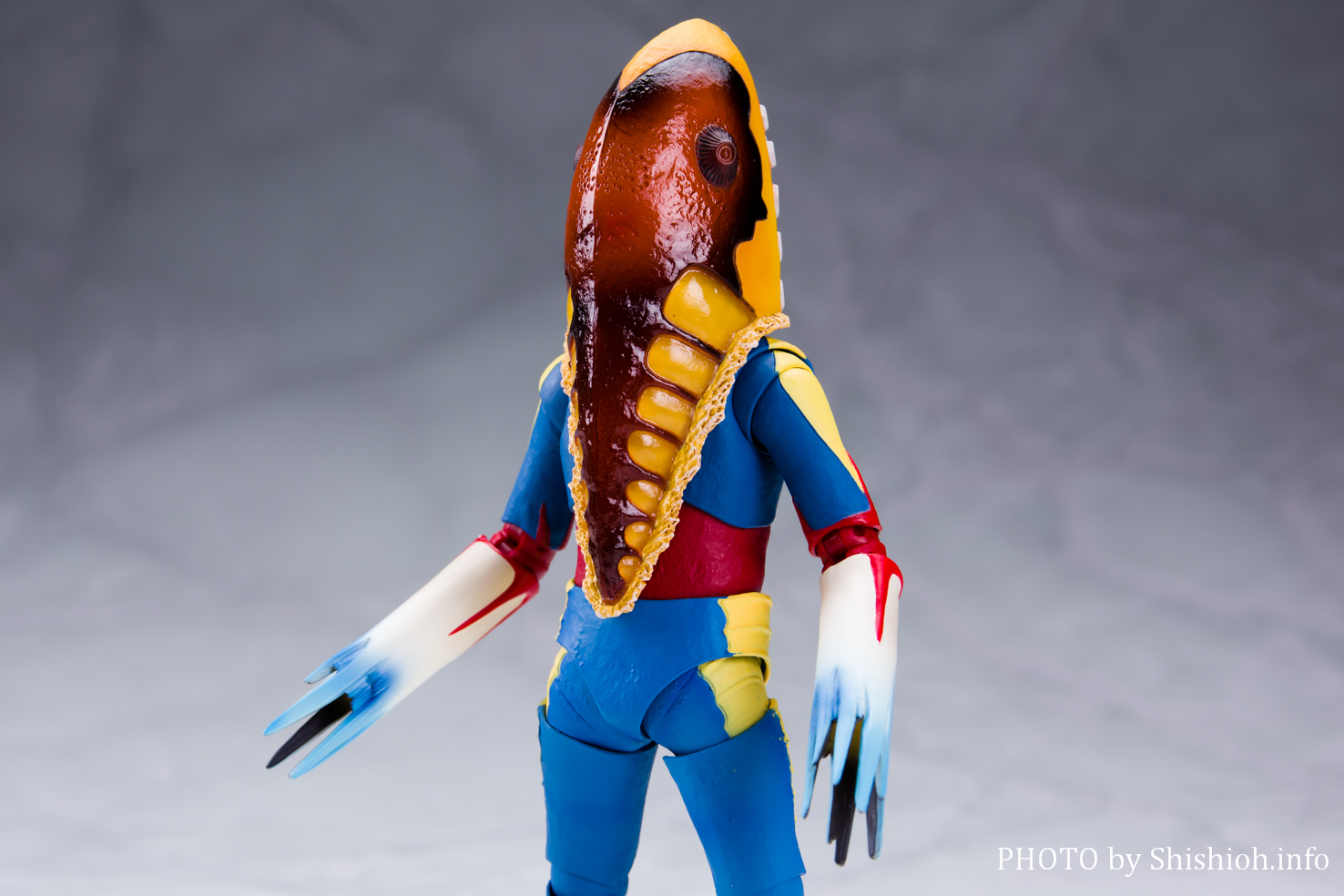 S.H.Figuarts メトロン星人